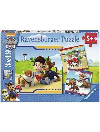 3 puzzle 'Paw Patrol' della Ravensburger - Kiabi