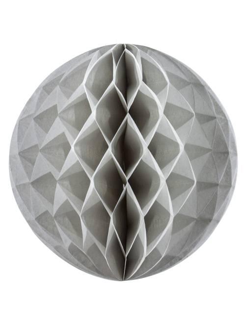 5 mini palline alveolate                                         grigio