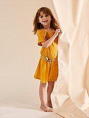 lowest price 39257 8a85d Vestiti Bambina | giallo | Kiabi