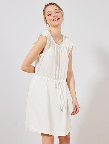 Vestiti Donna Bianco Kiabi