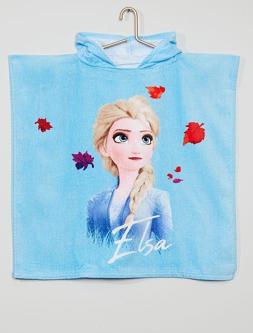 Accappatoio 'Frozen'                             BLU
