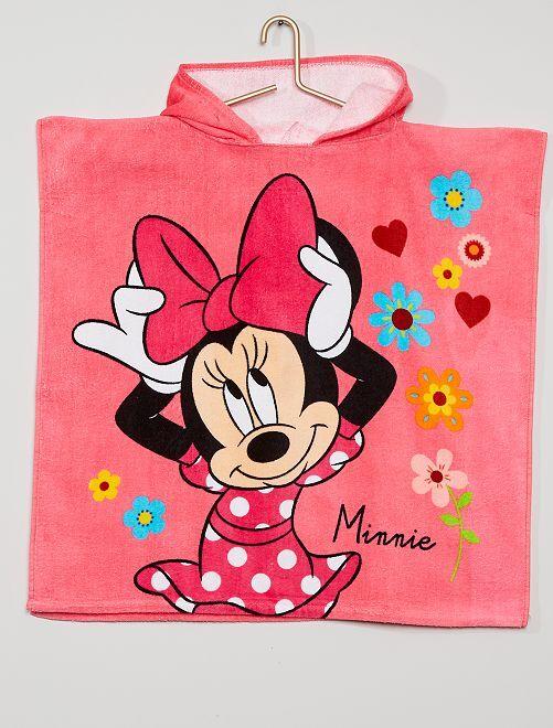 Accappatoio 'Minnie'                             rosa