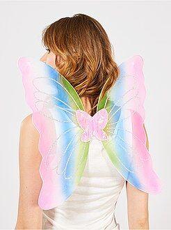 Accessori - Ali da farfalla adulto - Kiabi