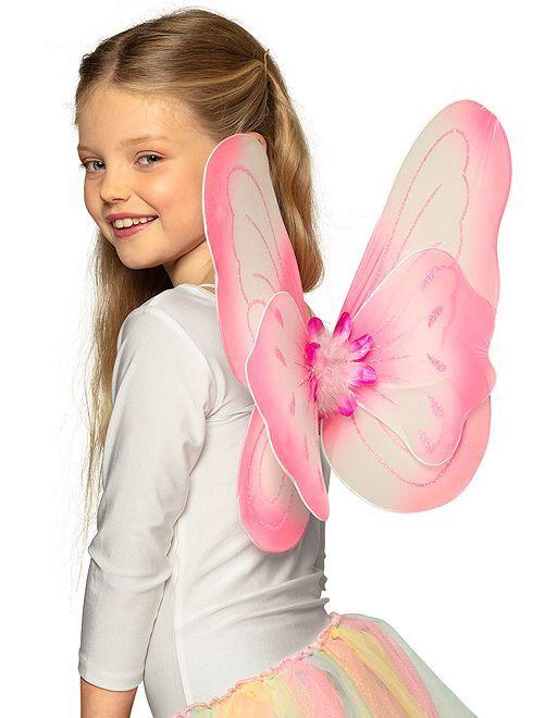 Ali da farfalla                             rosa