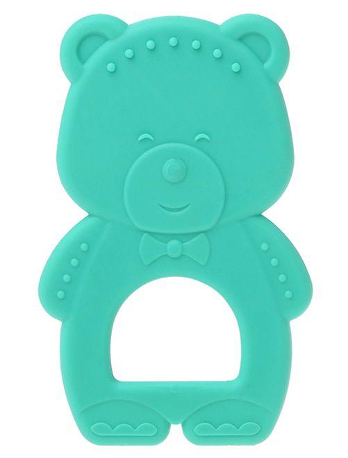 Anello dentizione 'orso'                                         blu Neonata