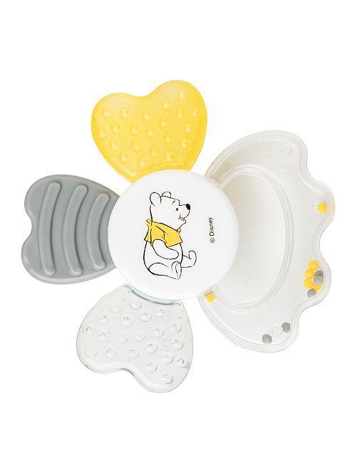 Anello dentizione refrigerante 'Winnie'                                         giallo