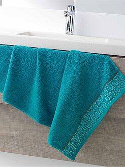 Asciugamano da bagno 50 x 90 cm 450 g - Kiabi