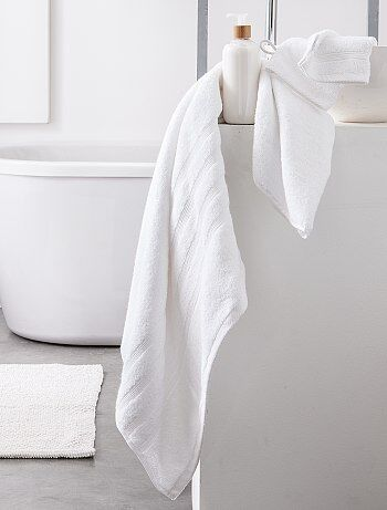 asciugamano da bagno vista 1