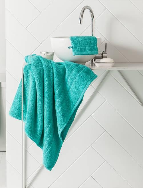 Asciugamano da bagno                                                     BLU