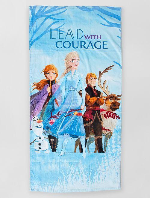 Asciugamano 'Frozen'                             BLU