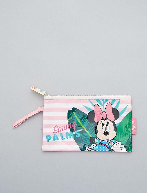 Astuccio 'Minnie' 'Disney'                             rosa Infanzia bambina