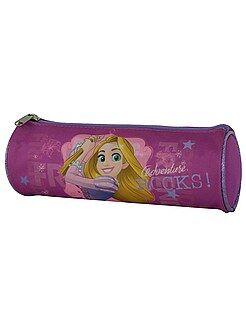 Zaini, grembiuli per la scuola - Astuccio 'Rapunzel' 'Disney' - Kiabi