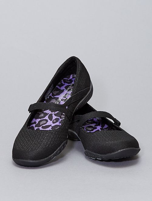 Ballerine 'Sketchers'                             nero