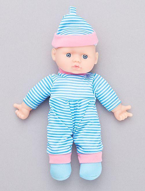 Bambola                                         blu Infanzia bambina
