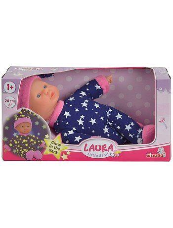 Bambina 3-12 anni - Bambola 'Laura Little Star' H 20 cm - Kiabi