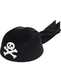 Travestimenti uomo - Bandana da pirata - Kiabi