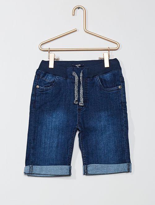 Bermuda in jeans                             denim