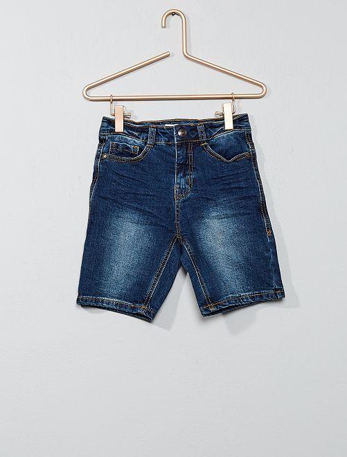 Bermuda jeans slim                                                     BLU Infanzia bambino