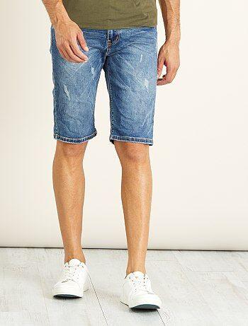 Bermuda jeans - Kiabi