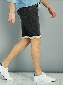 Bermuda, pantaloncini - Bermuda jogg jeans