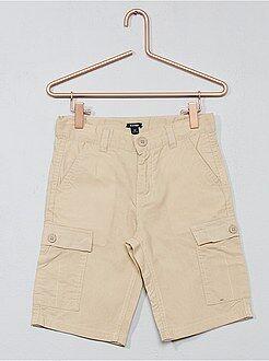 Pantaloncini, bermuda - Bermuda stile cargo - Kiabi