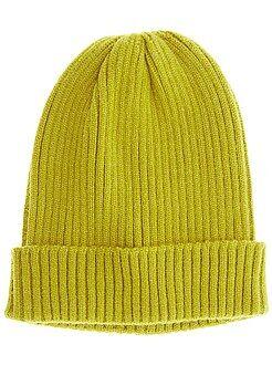 Sciarpe, guanti, berretti - Berretto maglia a coste - Kiabi