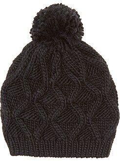 Sciarpe, guanti, berretti - Berretto pompon