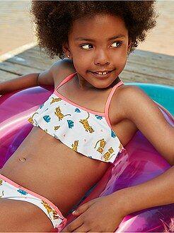 Bikini 2 pezzi 'Tigre' - Kiabi
