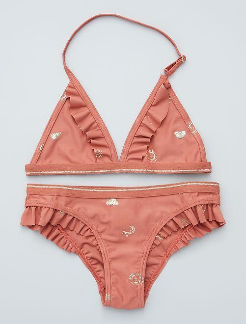 Bikini                                                     MARRONE