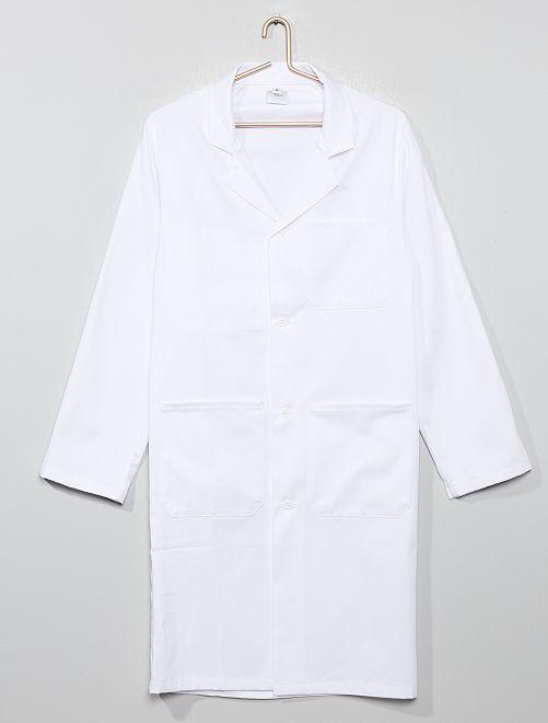 Blusa bianca scientifica                             bianco