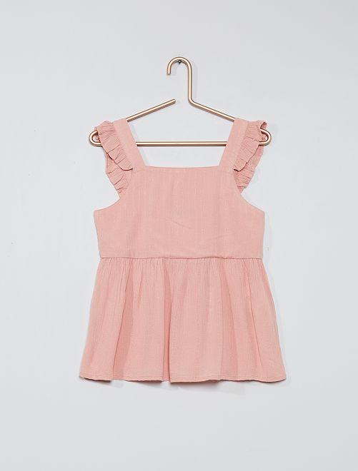 Blusa morbida                                                                 rosa