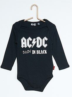 Biancheria intima - Body stampa 'AC/DC'