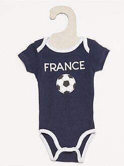 Biancheria intima - Body stampa 'Euro 2016' Francia
