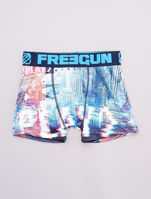 Boxer 'Freegun' 'New York'                             BLU