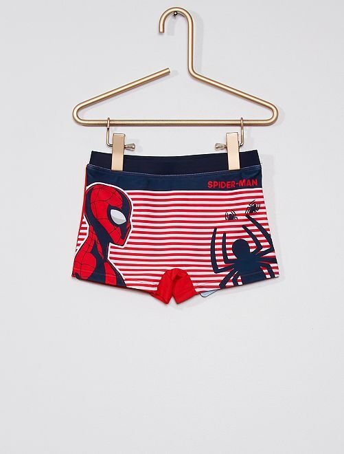 Boxer mare stretch 'Spider-Man' 'Marvel'                                         rosso