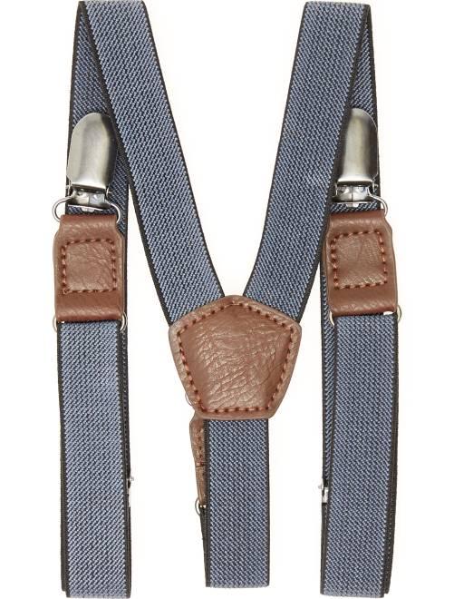 Bretelle elastiche                             blu