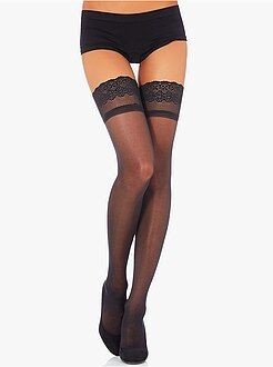 Collant, calze - Calze autoreggenti 'Dim Up Sexy' 25 D