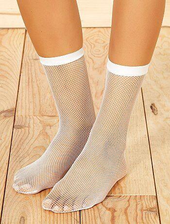 Calzini alla caviglia retina 'Dim' - Kiabi