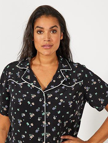 4c8b785557 Saldi camicie taglie forti donna a prezzi scontati   moda Taglie ...