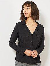 lowest price 4ded6 a1572 Camicie da Donna | Kiabi