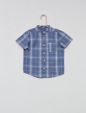1f8790686d Camicie Neonati bebe   blu   Kiabi
