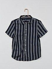promo code 01a3f c919e Camicie da Bambino | Kiabi