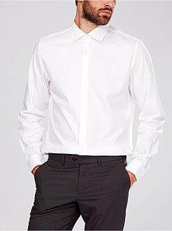 Camicie bianche - Camicia collo classico
