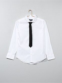 Camicia + cravatta