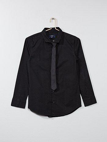 Camicia + cravatta - Kiabi