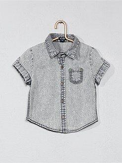 Camicie - Camicia effetto delavé - Kiabi