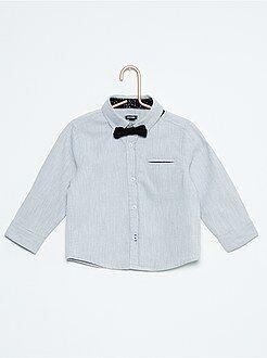 Camicie - Camicia + farfallino