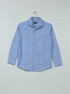 Camicie - Camicia popeline croccante