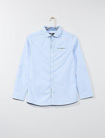 Camicia puro cotone - Kiabi