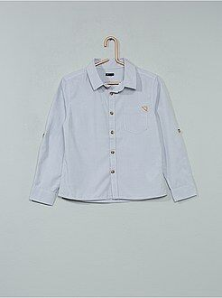 Camicie - Camicia puro cotone - Kiabi